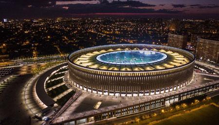 Стадион Краснодара